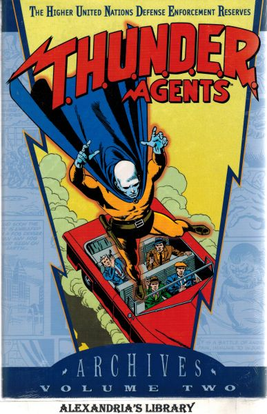 Image for T.H.U.N.D.E.R. Agents - Archives, Volume 2 (DC Archive Editions)