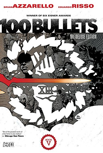Image for 100 Bullets The Deluxe Edition Book Five