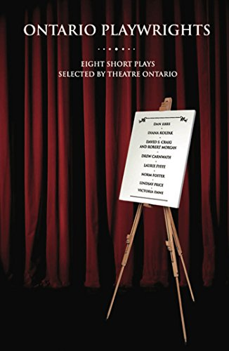 Image for Ontario Playwrights: Eight Short Plays