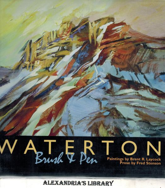 Image for Waterton: Brush and Pen