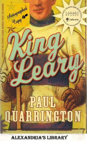 Image for King Leary (Signed)