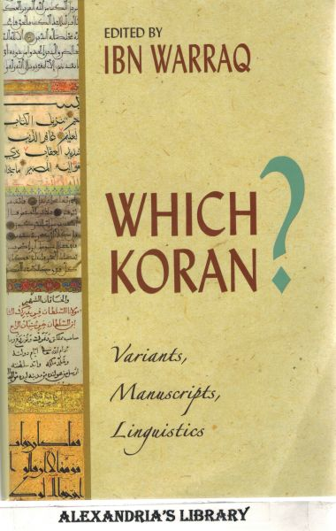 Image for Which Koran?: Variants, Manuscripts, Linguistics