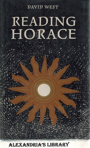 Image for Reading Horace