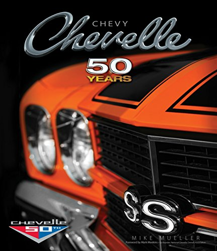 Image for Chevy Chevelle Fifty Years