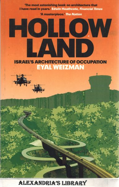 Image for Hollow Land: Israel's Architecture of Occupation