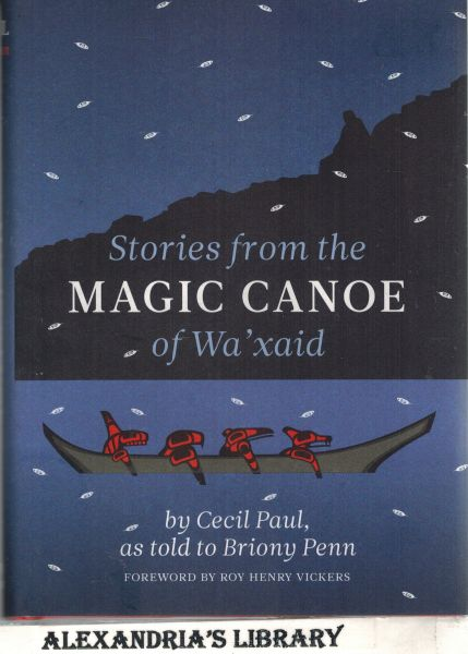 Image for Stories from the Magic Canoe of Wa'xaid