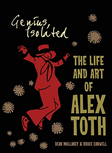 Image for Genius, Isolated: The Life and Art of Alex Toth