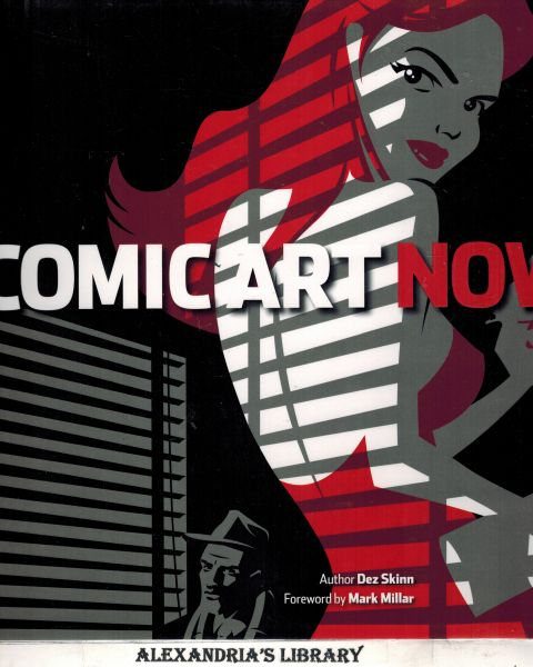 Image for Comic Art Now