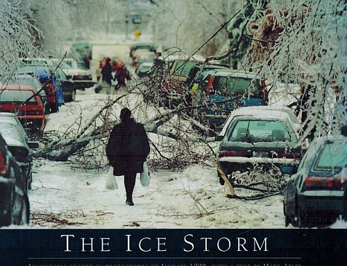 Image for The Ice Storm: An Historic Record in Photographs of January 1998