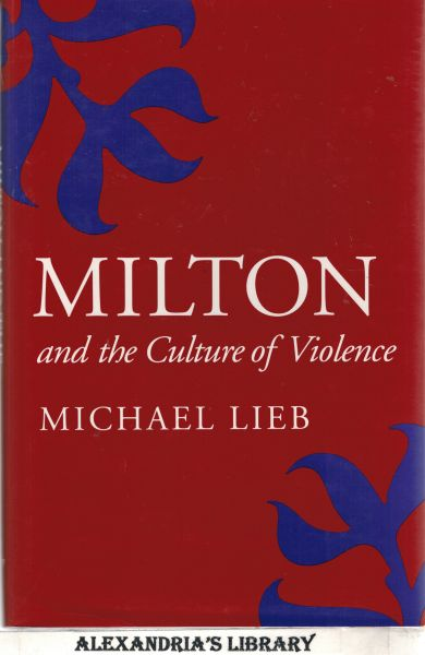 Image for Milton and the Culture of Violence