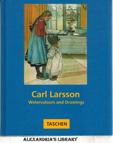 Image for Carl Larsson: Watercolours and Drawings