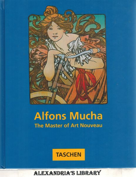 Image for Alfons Mucha: The Master of Art Nouveau (Albums)