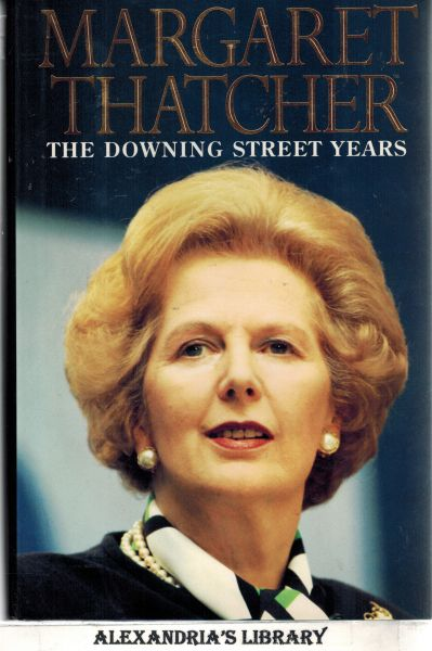 Image for The Downing Street Years (Signed)
