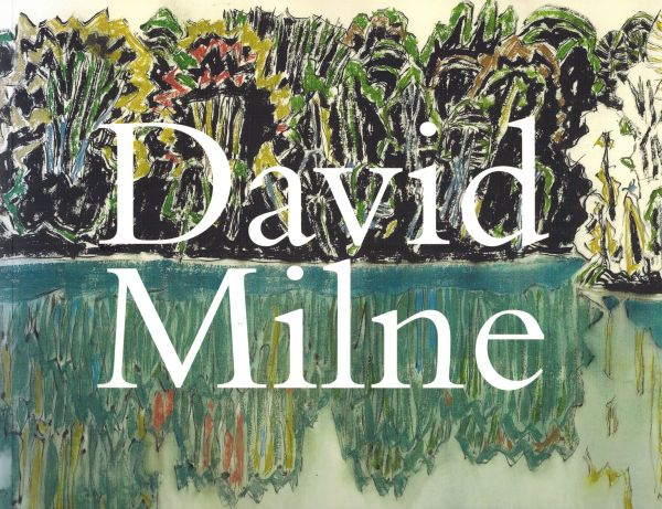 Image for David Milne Watercolours: Painting Towards the Light