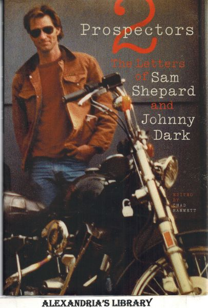 Image for Two Prospectors: The Letters of Sam Shepard and Johnny Dark (Southwestern Writers Collection)