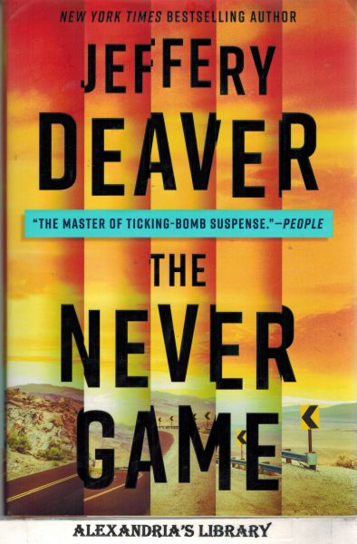 Image for The Never Game (A Colter Shaw Novel)