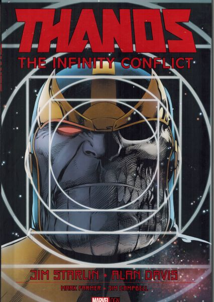 Image for Thanos: The Infinity Conflict