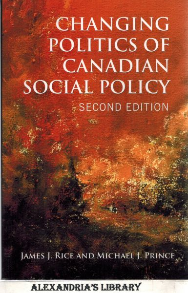 Image for Changing Politics of Canadian Social Policy, Second Edition