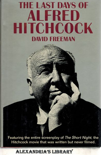 Image for The Last Days of Alfred Hitchcock