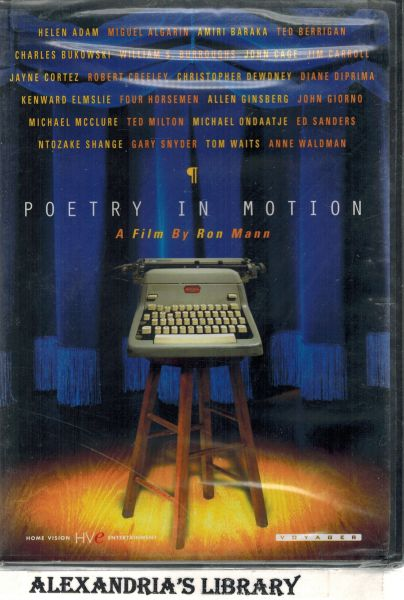 Image for Poetry in Motion - DVD