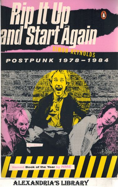 Image for Rip It Up and Start Again: Postpunk 1978-1984