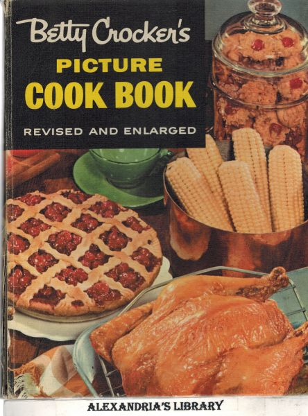 Image for Betty Crocker's Picture Cook Book Revised and Enlarged Second Edition