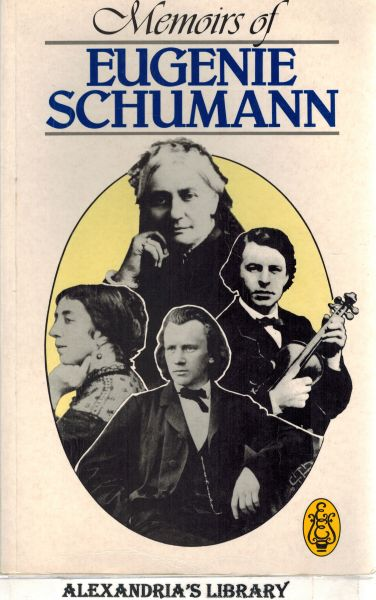 Image for Memoirs of Eugenie Schumann