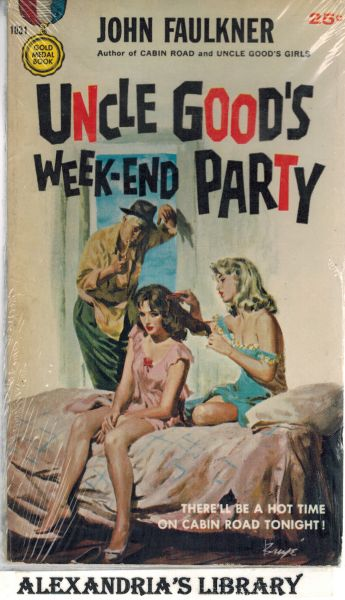 Image for Uncle Good's Week-End Party