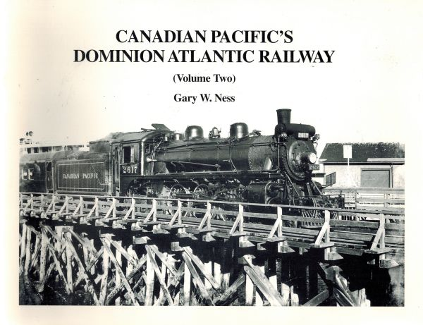 Image for Canadian Pacific's Dominion Atlantic Railway, Vol. 2