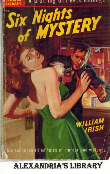 Image for Six Nights of Mystery: Tales of Suspense and Intrigue (Popular Library)